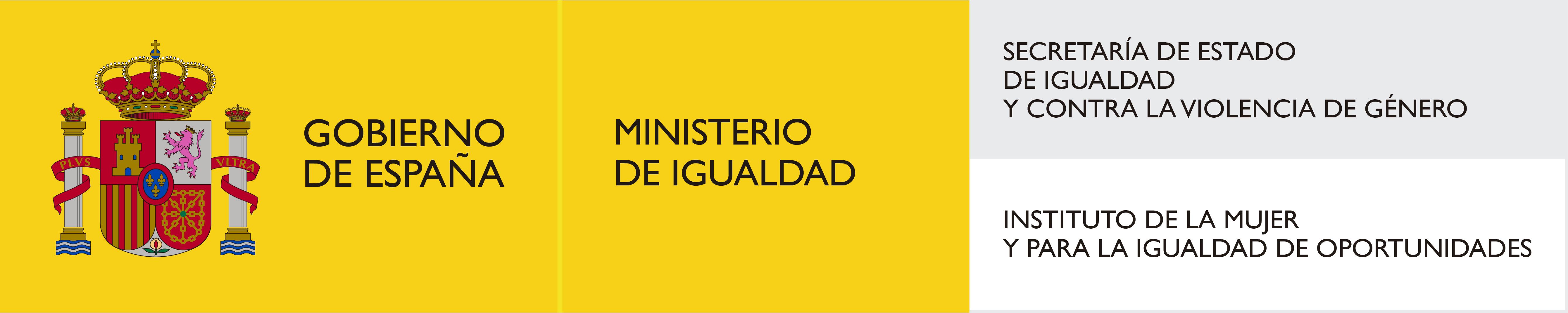 Ministerio de la Presidencia, Relaciones con las Cortes e Igualdad